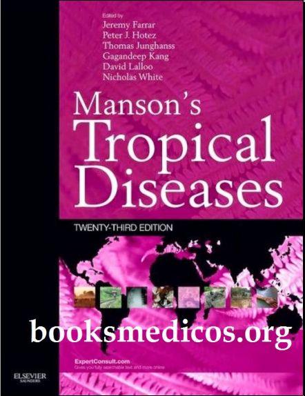 Mansons Tropical Diseases Pdf