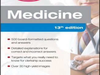 PreTest Archives | Free Medical Books