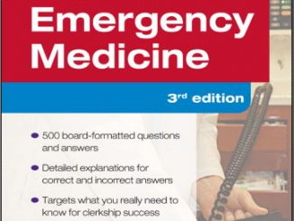 washington manual emergency medicine pdf