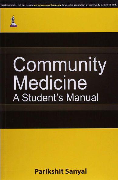 Community Medicine Archives | Free Medical Books