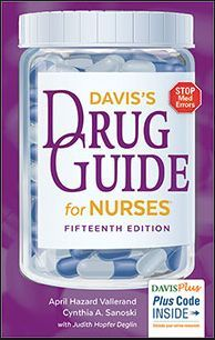 Davis's Drug Guide for Nurses 15th Edition (2016) [PDF]