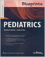 Blueprints Pediatrics 5th (fifth) edition Text Only