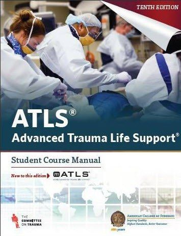 ATLS Advanced Trauma Life Support 10th