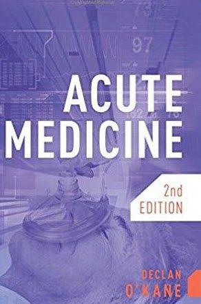 Acute Medicine 2018