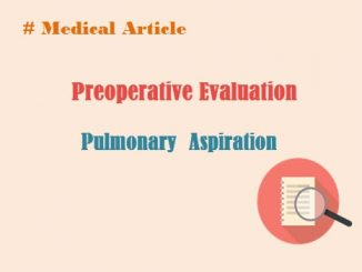 PreoperativeEvaluation