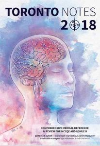Toronto Notes for Medical Students 34th Edition 2018 [PDF]