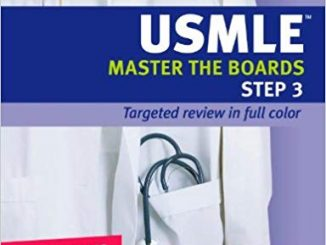 Kaplan Medical USMLE Master the Boards Step 3 Original Edition {PDF}