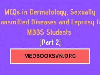 MCQs in Dermatology 2