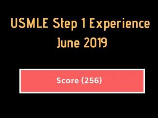 June 2019 USMLE Step 1 Experience {Score #256}