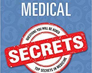 Free Download Medical Secrets 6th Edition 2019 [PDF]