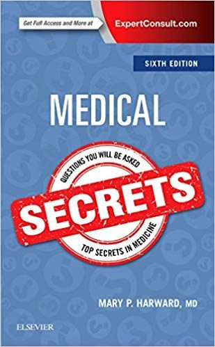 Free Download Medical Secrets 6th Edition 2019 [PDF]
