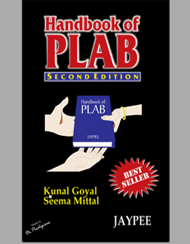 Handbook of PLAB 2nd Edition By Kunal Goyal