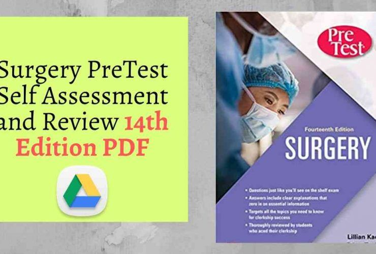 Download Surgery PreTest Self Assessment and Review 14th Edition PDF