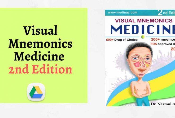 Visual Mnemonics Medicine 2nd Edition pdf