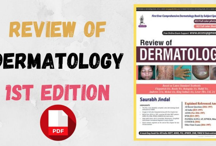 Review of Dermatology 1st Edition PDF