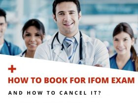How to Book for IFOM Exam and How to Cancel it