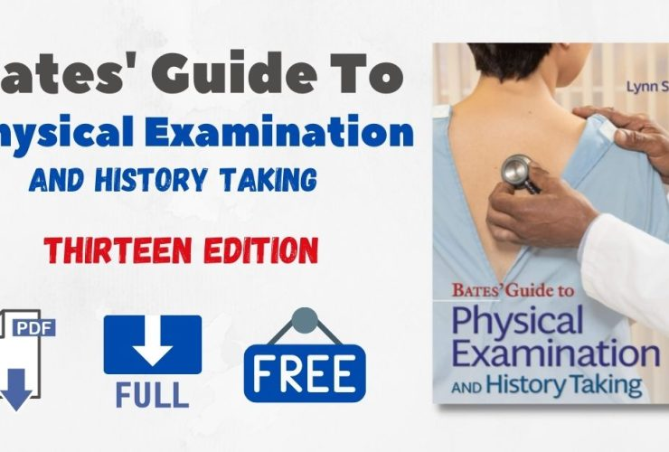 Bates' Guide To Physical Examination and History Taking Thirteen Edition PDF